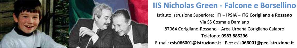 IIS Green-Falcone e Borsellino Corigliano Rossano
